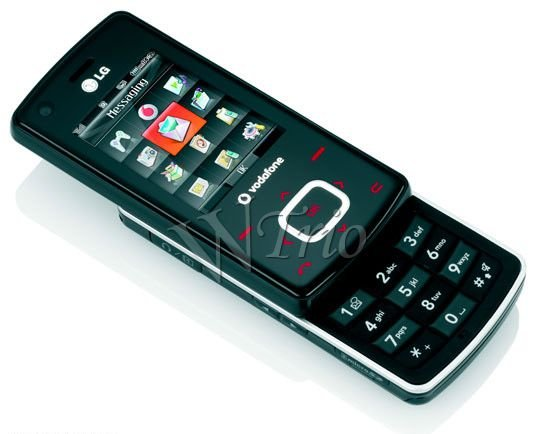 "LG KU800 ""3G-Chocolate' Mobile Cellular Phone (Unlocked) Factory Reconditioned LN"