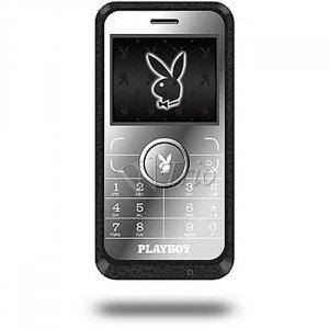 Playboy Silver Unlocked Cellular Phone UNLOCKED GSM