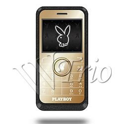 Playboy Gold Unlocked Cellular Phone Model Playboy_Gold (New)