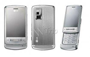 LG KE970 'Shine' w/1GB Mobile Cellular Phone (Unlocked) Silver