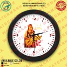 8 THE GUESS WHO Wall Clocks
