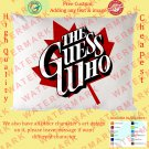 10 THE GUESS WHO Pillow Cases