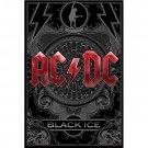 "Ac/DC - Music Poster / Print (Black Ice) (Size: 24"" X 36"")"