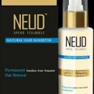 NEUD Natural Hair Inhibitor Permanent Removal Cream 100 gm