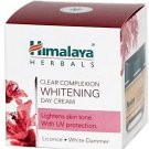Himalaya Herbals Clear Complexion Whitening Day Cream, 50gm