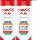 Candid Activ Sweat Control Talc - 250G Pack Of 2