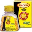 seacod Seacode Cod liver Oil Capsule, 110 Cap  (110 No)
