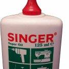 Singer Sewing Machine Oil Super Fine Quality - 125ml Bottle