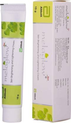 Melaglow Skin Brightening and Lightening Cream  (15 g)