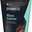 Powerus Mass Gainer Powder (1kg, Chocolate Flavour)