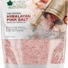 Bliss of Earth Pure Himalayan Pink Salt of Pakistan for Healthy Cooking, Natural