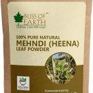 Bliss of Earth� 100% Pure & Natural Henna Powder | 100GM | Natural Hair Color |S