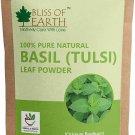 Bliss of Earth� 100% Pure Basil Leaves Powder | Ayurvedic Tulsi Powder | (100GM)