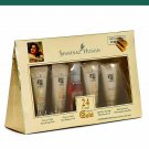 Shahnaz Husain 24 Carat Gold Skin Radiance Timeless Youth facial kit (40gm+15ml)