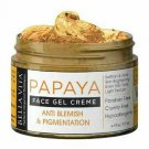 Bella Vita Organic Papaya Face Cream Gel For Glow, Pigmentation Blemish Removal