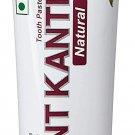 2 x Patanjali Dant Kanti Dental Cream - 100 g (Natural)