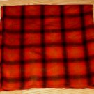 Hearts Afire Plaid Rug Hooking wool -- Woolly Mammoth Woolens