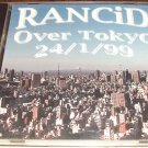 RANCID Album LIVE OVER TOKYO 1/24/1999 Music CD 90's PUNK ROCK Tim Armstrong RARE FREE SHIPPING