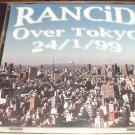 RANCID Album LIVE OVER TOKYO 1/24/1999 Music CD 90's PUNK ROCK Tim Armstrong RARE FREE SHIPPING
