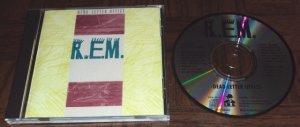 R.E.M. Album DEAD LETTER OFFICE Music CD 1987 Alternative MICHAEL STIPE FREE SHIPPING