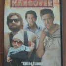 THE HANGOVER Movie DVD Film 2009 Comedy FREE SHIPPING Bradley Cooper Ed Helms Jeffrey Tambor Rated R