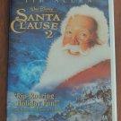 SANTA CLAUSE 2 Movie DVD Comedy WALT DISNEY Family Film FREE SHIPPING Rated G Tim Allen Fullscreen