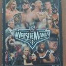 WWE WRESTLEMANIA 22 3 Disc DVD Set FREE SHIPPING 2006 JOHN CENA Triple H SHAWN MICHAELS 9 Hours WWF