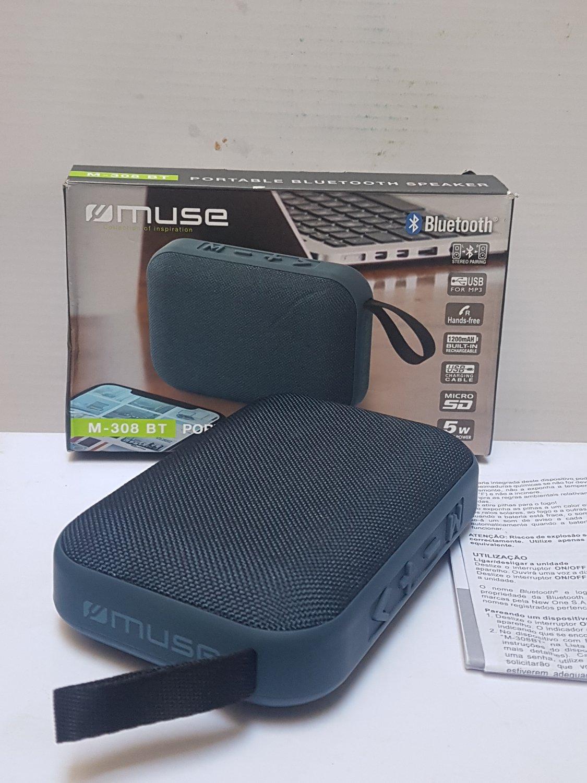 Bluetooth Muse M-308 BT Wireless Speaker