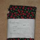 NWT Gymboree Cherry Pie leggings 3-6 new