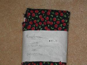 NWT Gymboree Cherry Pie leggings 3-6 new