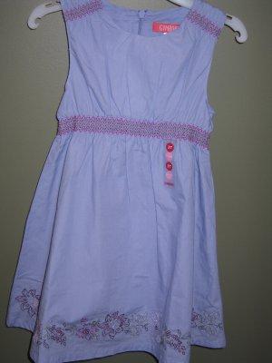 NWT Gymboree Romantic Garden blue dress 2T  new
