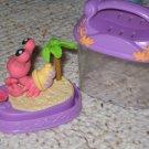 Littlest Pet Shop pink hermit crab tank habitat 62