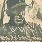 ww2 German Germany nazi propaganda poster rare hitler ss division Swastika