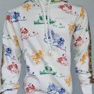 Gucci Disney Clockwhise New Size 2XL Relax fit true to size Cotton
