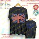 4 UK UNITED KINGDOM BRITISH ENGLAND NATIONAL FLAG T-Shirt All Size Adult S-5XL Kids Babies Toddler