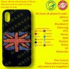 4 UK UNITED KINGDOM BRITISH ENGLAND NATIONAL FLAG Phone Cases