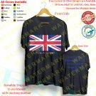 5 UK UNITED KINGDOM BRITISH ENGLAND NATIONAL FLAG T-Shirt All Size Adult S-5XL Kids Babies Toddler