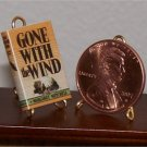 Dollhouse Miniature Book 1936 Gone with the Wind First Edition
