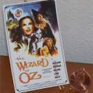 Dollhouse Miniature Book The Wizard of Oz Movie Poster 1939