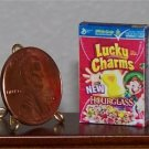 Dollhouse Miniature Food Grocery Lucky Charms Cereal