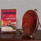 Dollhouse Miniature Grocery 1:12 Instant Rice Box Food