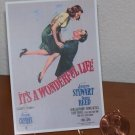 Dollhouse Miniature Movie Poster It's A Wonderful Life