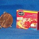 Barbie Bratz GI Joe Miniature Food Frozen Lasagna Box