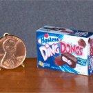 Barbie Bratz GI Joe Miniature Food Ding Dongs 1:6 Box