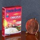 Barbie Bratz GI Joe Miniature Food Instant Rice 1:6 Box