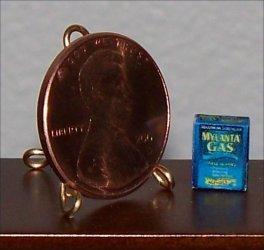 Dollhouse Miniature Food Grocery Mylanta Gas 1:12 Box