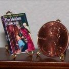 Dollhouse Miniature Nancy Drew The Hidden Staircase