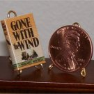 Dollhouse Miniature Gone With The Wind GWTW M. Mitchell