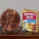 Dollhouse Miniature Grocery 1:12 Pancake Mix Box Food