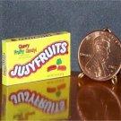 Barbie Bratz Miniature Food Gummy Candy Jujyfruits 1:6